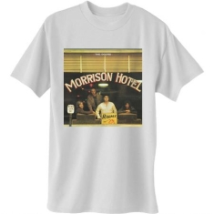 The Doors - THE DOORS MEN'S TEE: MORRISON HOTEL