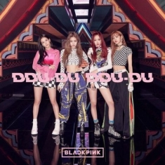 Blackpink - Ddu-Du Ddu-Du (CD + DVD) (NTSC/ Region 2)