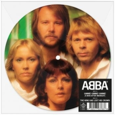 "Abba - Gimme Gimme Gimme (7"" Ltd Picture D"