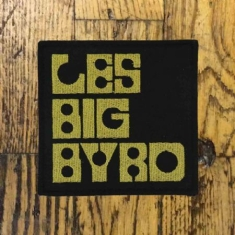 Les Big Byrd - Golden Logo Patch