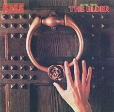 Kiss - Music From the Elder