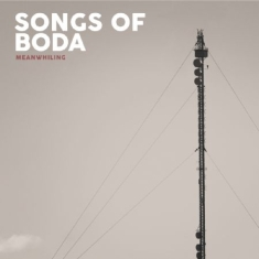 Songs Of Boda - Meanwhiling (Transparent Röd)