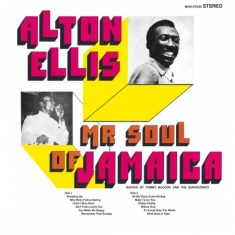 Ellis Alton - Mr. Soul Of Jamaica -Hq-