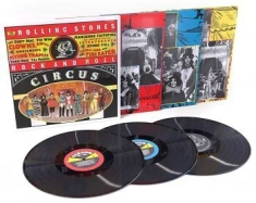 Blandade Artister - Rock And Roll Circus (3Lp)