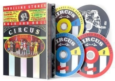 Rolling Stones - Rock And Roll Circus (2Cd+Dvd+Br)