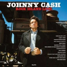Cash Johnny - Rock Island Line