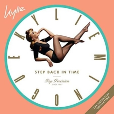 Kylie Minogue - Step Back In Time: The Definit