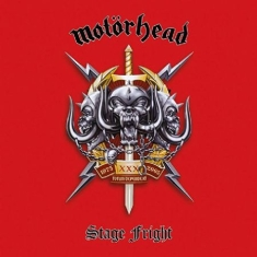 Motörhead - Stage Fright (Cd/Dvd)