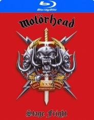 Motörhead - Stage Fright (Bluray)