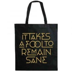 The Ark - Tote Bag It takes a fool...