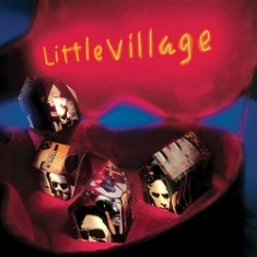 Little Village - Little Village  - blue vinyl