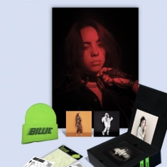 Billie Eilish - When We All Fall Asleep, Where Do We G? Super Fan Deluxe Box