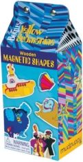 Beatles - The Beatles Yellow Submarine Wooden Magnetic Shapes