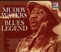 Waters Muddy - Blues Legend