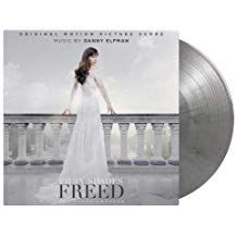 Filmmusik - Fifty Shades Freed - Score By Danny Elfman