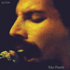 Queen - Sao Paolo  - red vinyl