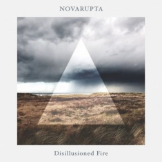 Novarupta - Disillusioned Fire Coloured Vinyl