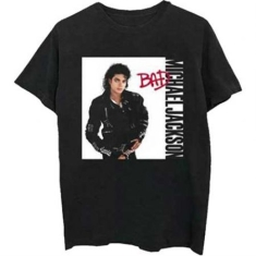 Michael Jackson - MICHAEL JACKSON MEN'S TEE: BAD