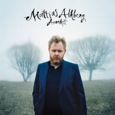 Mattias Alkberg - Anarkist CD + Bok