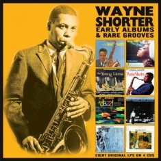 Shorter Wayne - Early Albums & Rare Grooves (4 Cd)