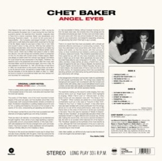 Baker Chet - Angel Eyes -Bonus Tr/Hq-