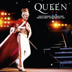 Queen - Live Buenos Aires 28 Feb 1981 (Red)