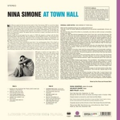 Simone Nina - At Town Hall -Hq-