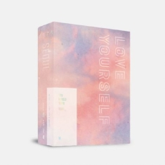 BTS - World Tour Love Yourself Seoul (3DVD)
