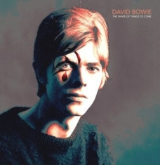 Bowie David - The Shape Of Things To Come (Röd)
