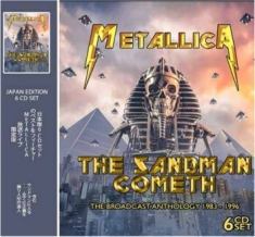 Metallica - The Sandman Cometh Broadcast 83-96