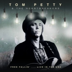 Tom Petty - Free Fallin..Live In The Usa