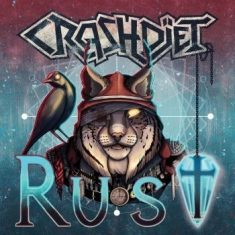 Crashdiet - Rust (White Vinyl)