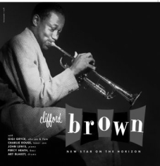 Brown Clifford (Sextet) - New Star On The Horizon