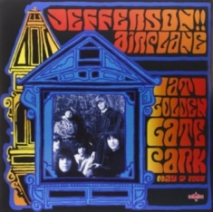 Jefferson Airplane - At Golden Gate Park 1969