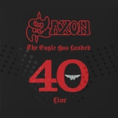 Saxon - The Eagle Has Landed 40 (3Cd)