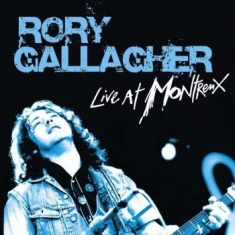 Gallagher Rory - Live At Montreux