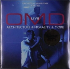 Omd - Live-Architecture & Ture & Morality