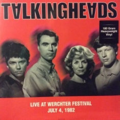 Talking Heads - Live Werchter Festival July 4, 1982