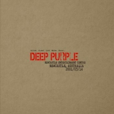 Deep Purple - Newcastle 2001 (Ltd Ed Numbered Cd)