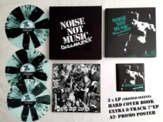 Discharge - Noise Not Music (Boxset)