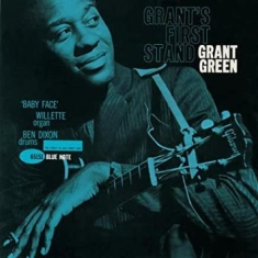 Green Grant - Grant's First Stand (Vinyl)