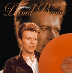 David Bowie - Night is all - orange vinyl 180g