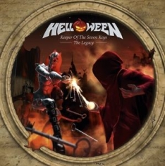 Helloween - Keeper of the Seven Keys: the Legacy (2-CD)