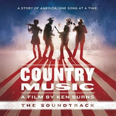 Blandade Artister - Country Music - A Film By Ken Burns