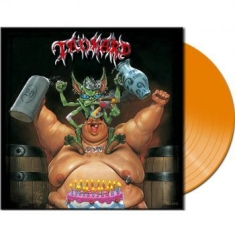 Tankard - B-Day (Clear Orange Vinyl)