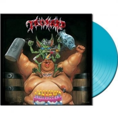 Tankard - B-Day (Clear Blue Vinyl)