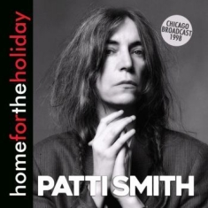 Patti Smith - Home For The Holiday (Live Broadcas