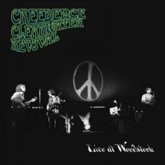 Creedence Clearwater Revival - Live At Woodstock (2Lp)