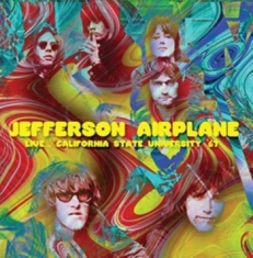 Jefferson Airplane - Live...California State University