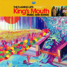 Flaming Lips - King's Mouth (Black)